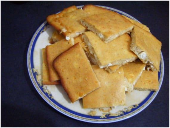 """""""Lazy cheese pie"""" – Zymaropita"""