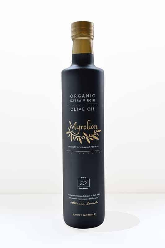 Myrolion! Greek Organic Extra Virgin Cold-Pressed High Phenolic Award Winning Olive Oil ! It's your olive oil ! Personal, Genuine, Responsive, Certified, Safe, Nurturing