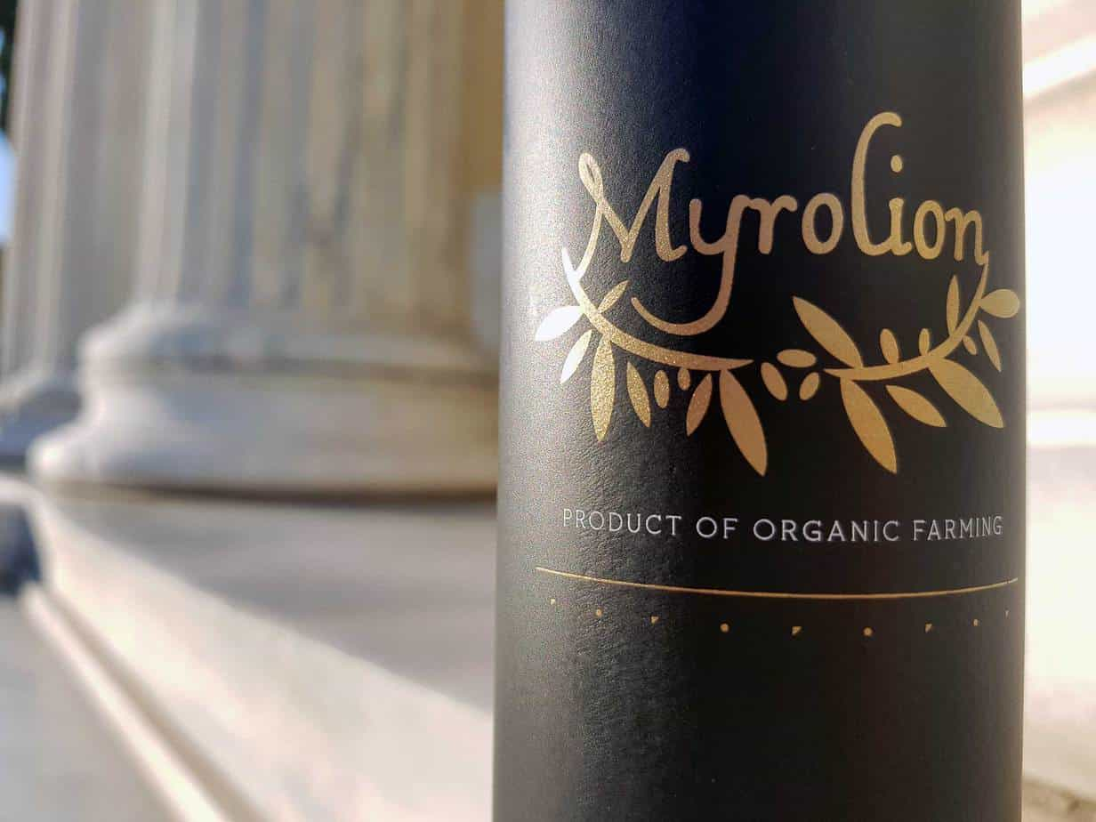 Myrolion High Phenolic EVOO 2019